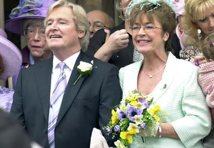 Coro Wedding- Deirdre & Ken Barlow married each other a second time in 2005.
