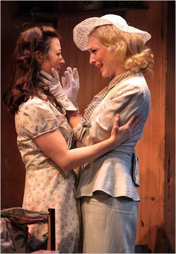 Cate Blanchett as Blanche DuBois