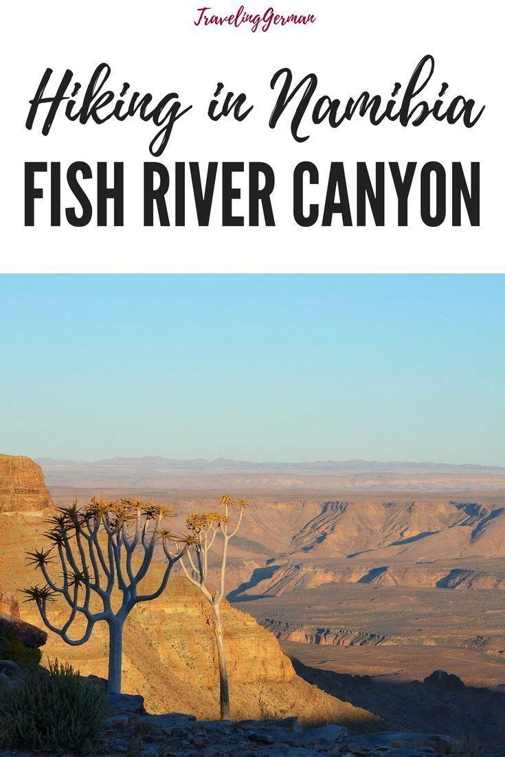Fish River Canyon Hiking, Namibia | Audley Travel