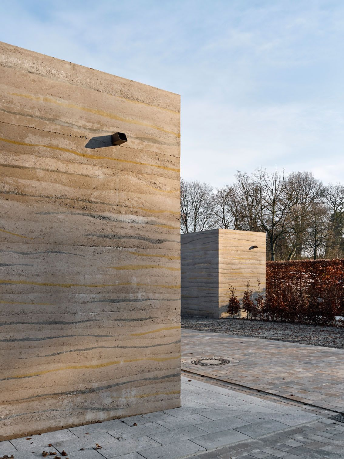 Architekt Bielefeld max dudler architekt stefan müller projects for bielefeld