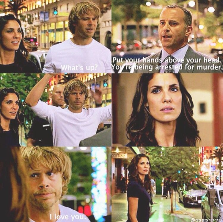 ncis la kensi and deeks dating Kensi and deeks finally decided to go out on a date that involves  the cooking  she said before they walked out in the warm la afternoon sun.