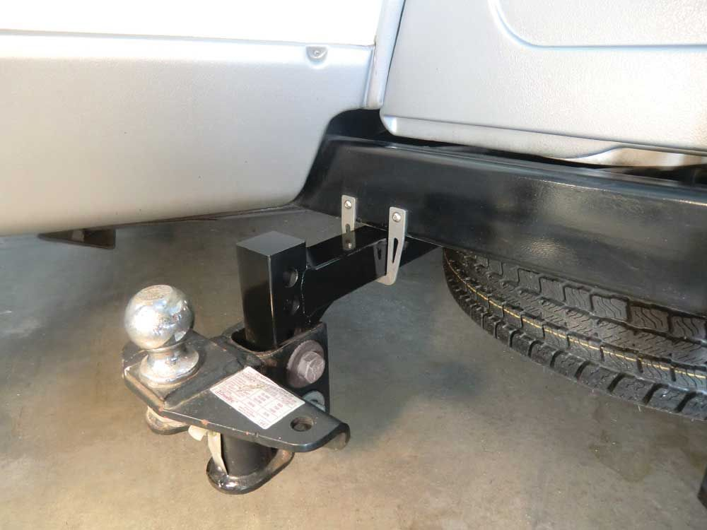 Handy Hitch Tote Hitch storage, Weight distribution