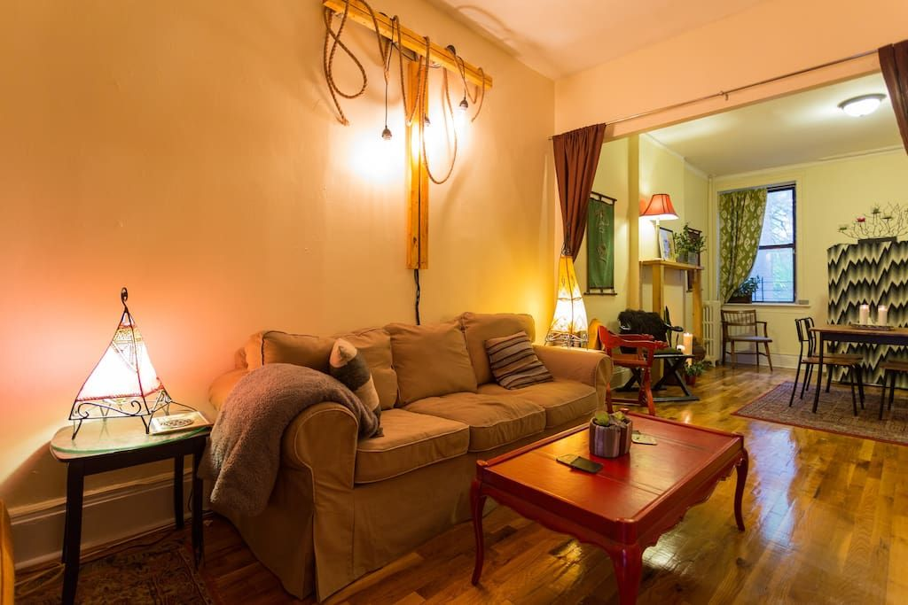 Spacious Bohemian Apartment - Apartments for Rent in ...
