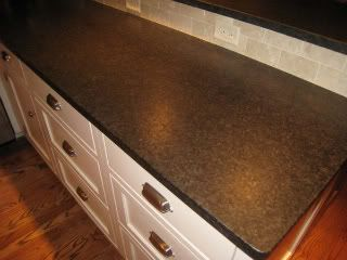 Black Pearl Antique Granite Looks