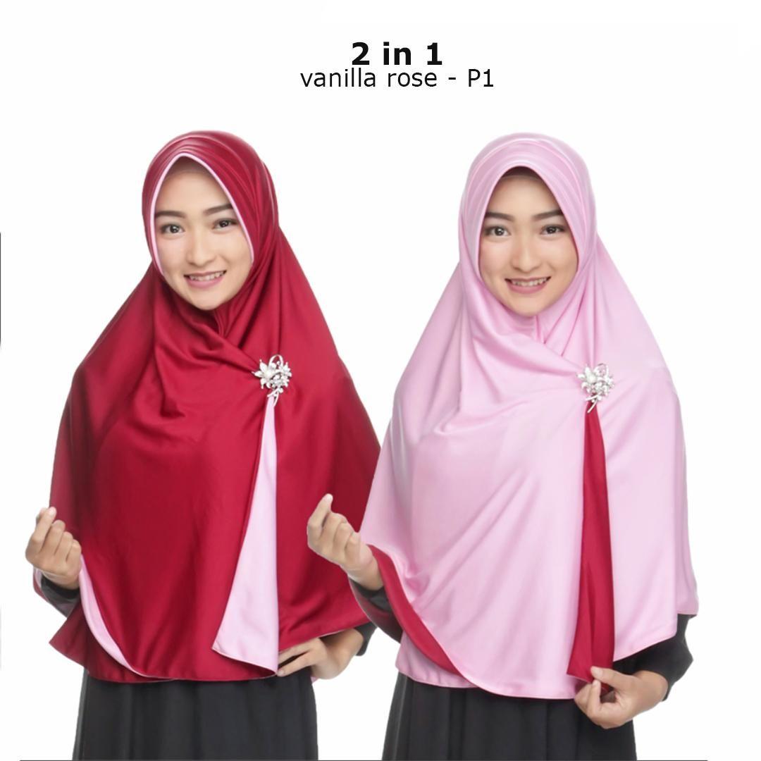 Hijab Jaman Now 3