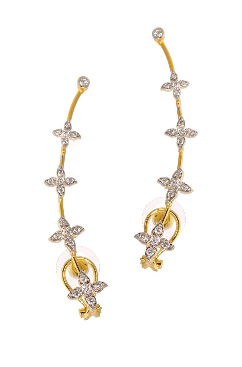 Twisted twigs ear cuffs rs juvaliajewellery