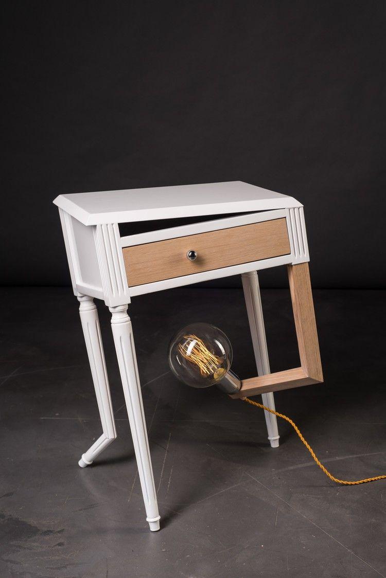 michael koska lisbonne table lampe d 39 appoint pi ce. Black Bedroom Furniture Sets. Home Design Ideas