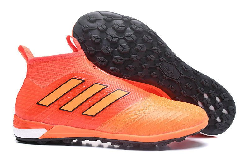 newest fea86 71ea6 Men Cheap Adidas ACE Tango 17+ Purecontrol TF 2018 Word Cup Solar Red Solar  Orange Core Black OnlIN 2018 Word Cupe BY2228