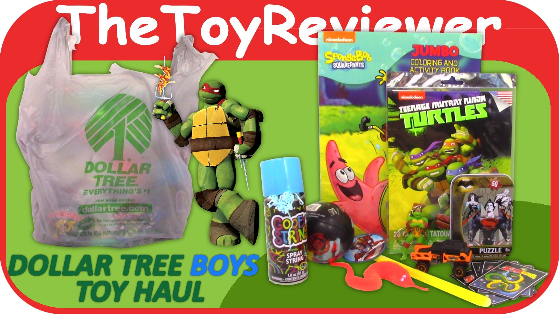 Check out our Boy\'s Dollar Tree Haul here: https://www.youtube.com ...