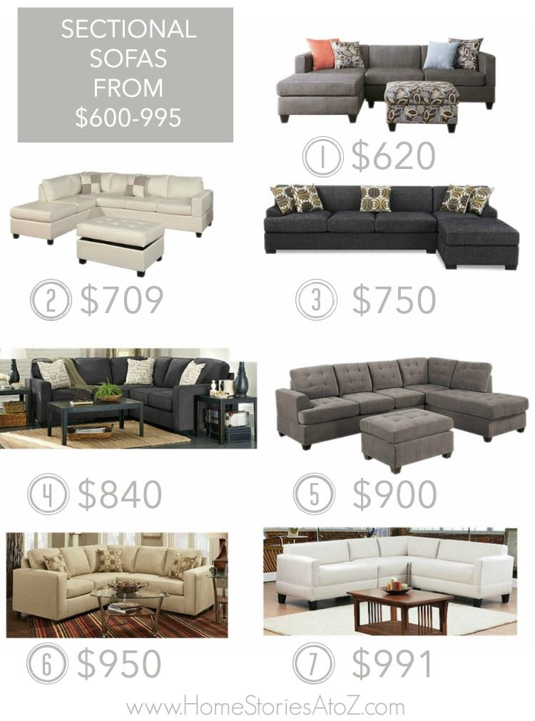 Affordable Sectional Sofas Sectional Sofa