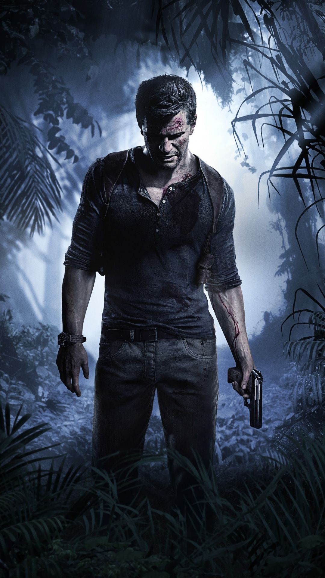 Uncharted 4 Wallpaper Home Screen Uncharted 4 Wallpaper In 2020 Uncharted Game Uncharted Uncharted Artwork
