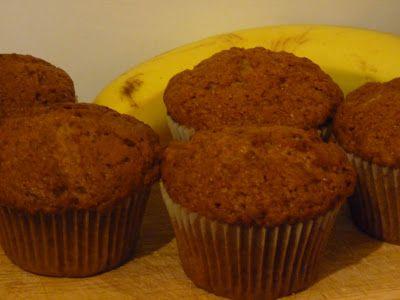 Banana Friendship-Bread Muffins