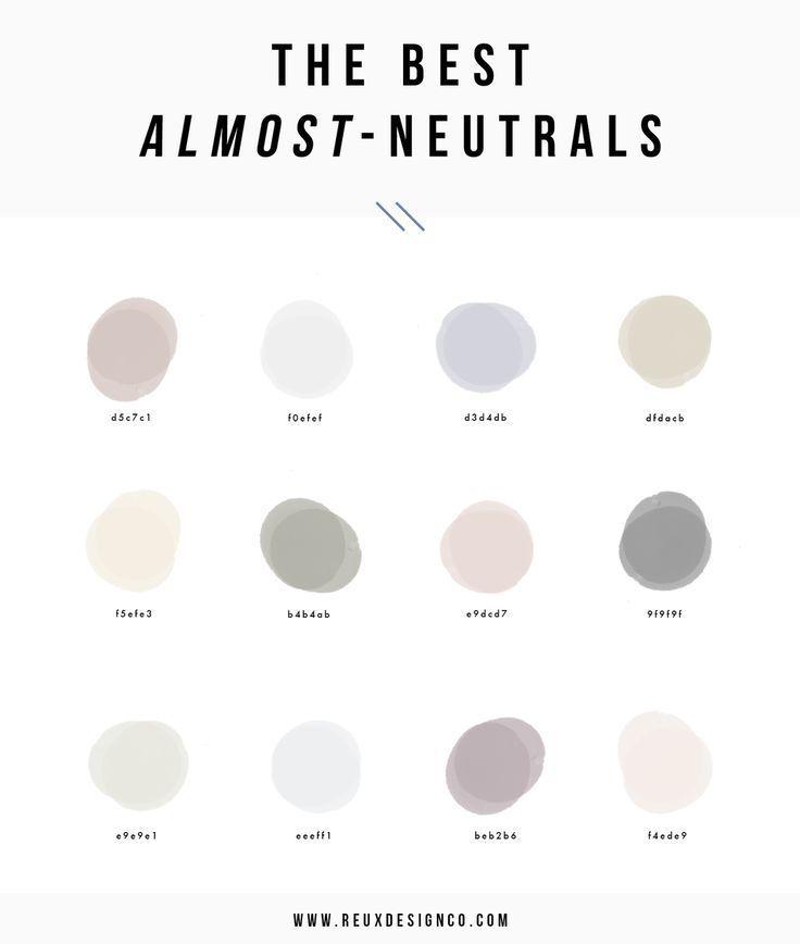Design   Neutrale Farben
