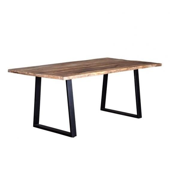 Crossover Natural Wood Dining Table Natural Wood Dining Table