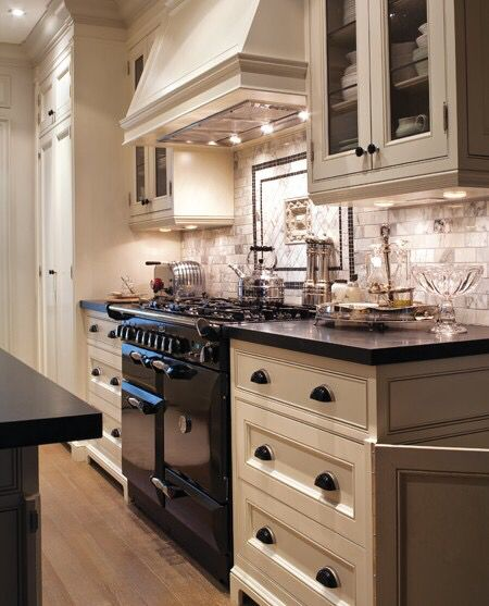 White Kitchen Cabinets Color Schemes: Cabinet Color Old Prairie Benjamin Moore