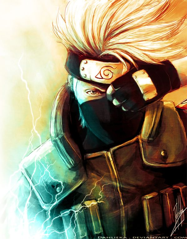 This Is The End By Dahlieka On Deviantart Kakashi Hatake Kakashi Kakashi Sensei