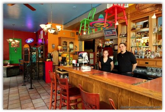 Just About Every Time I Have Gone To Bisbee Over The Past Year Tried Dine At Santiago S Mexican Restaurant