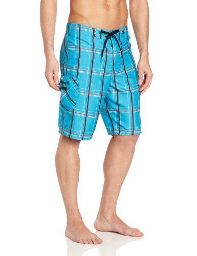 3e76f0b548 Hurley Men's Puerto Rico Suede Boardshort | Swim | Oxford blue ...