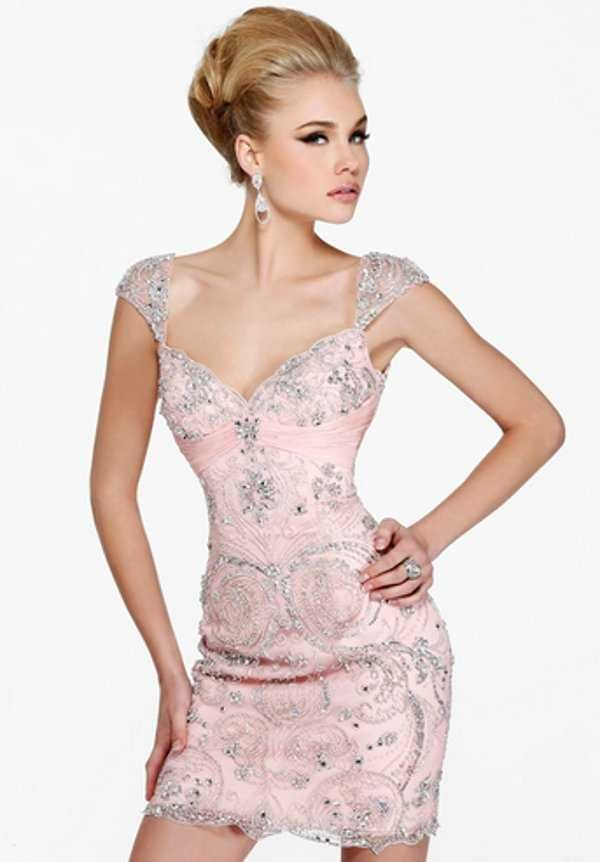 Vestidos corset para fiestas