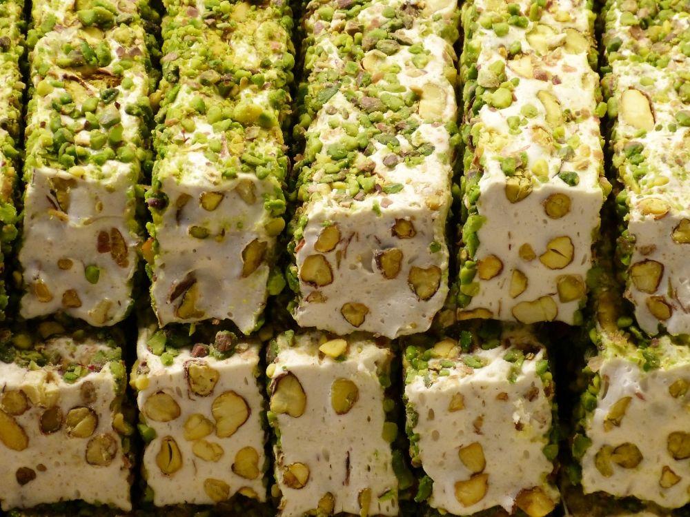 Delicious Turkish Delights (Lokum) - راحة الحلقوم