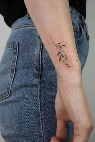 50 Atemberaubende, kleine Tattoos: Inspiration & Ideen