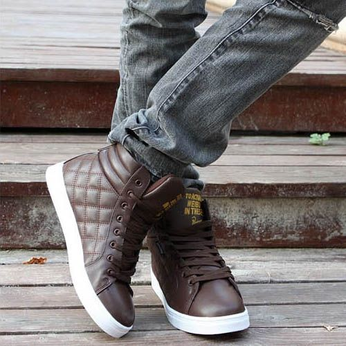sneakers homme luxe fashion basket hype style 2012 2013