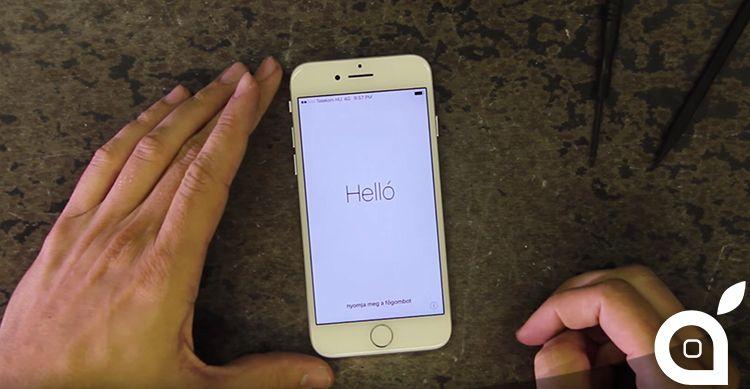 Utilizza una sega ed una levigatrice per modificare il design delliPhone [Video]