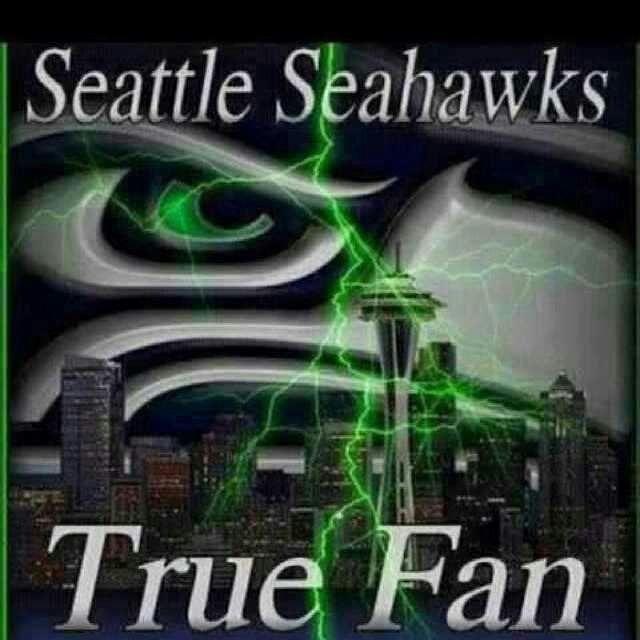 Seahawks fan baby!!!