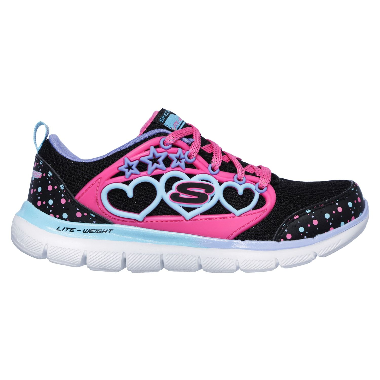 Skechers Skech Appeal 2 0 Magic Hearts Girls Sneakers Appeal Skechers Skech Girls Girls Sneakers Childrens Shoes Skechers