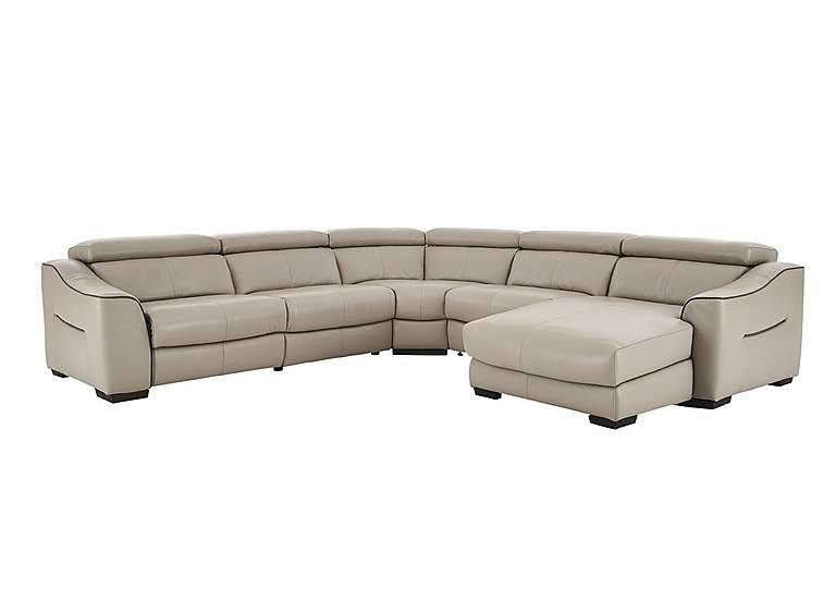 Furniture Village Leather Corner Sofa Bed Dfs On Credit Elixir Recliner Cornersofa In