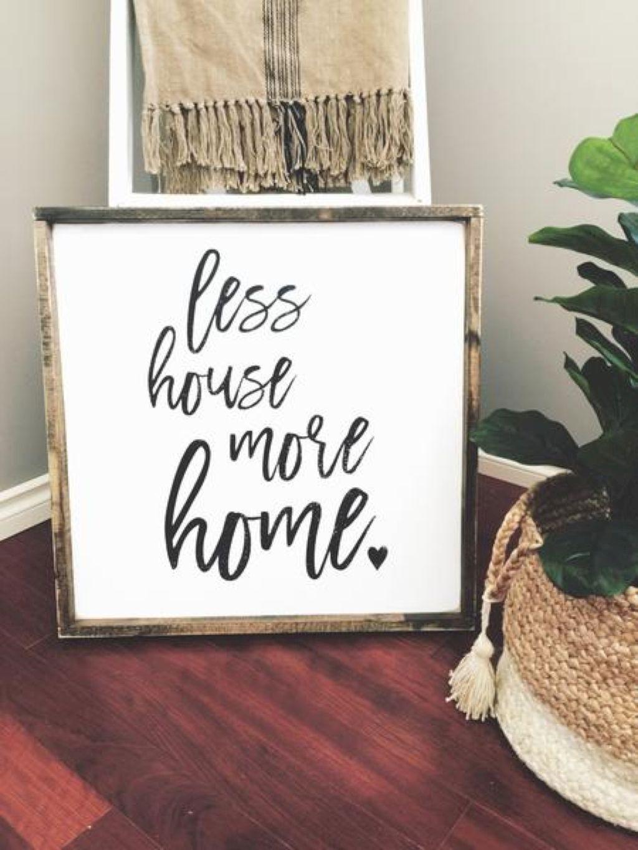 50 Homemade Modern Farmhouse Home Decor Ideas | Simple bedroom decor ...