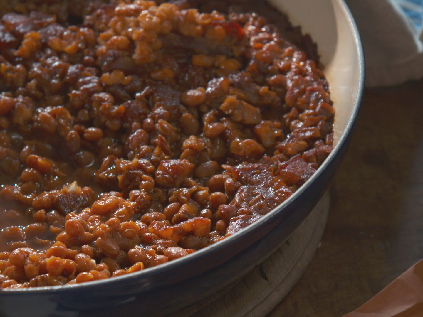 Grammy Carl's Rule For Baked Beans Recipe Food network