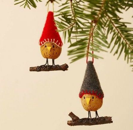 24 Adornos alternativos para decorar tu árbol de navidad ⋮ Es la moda