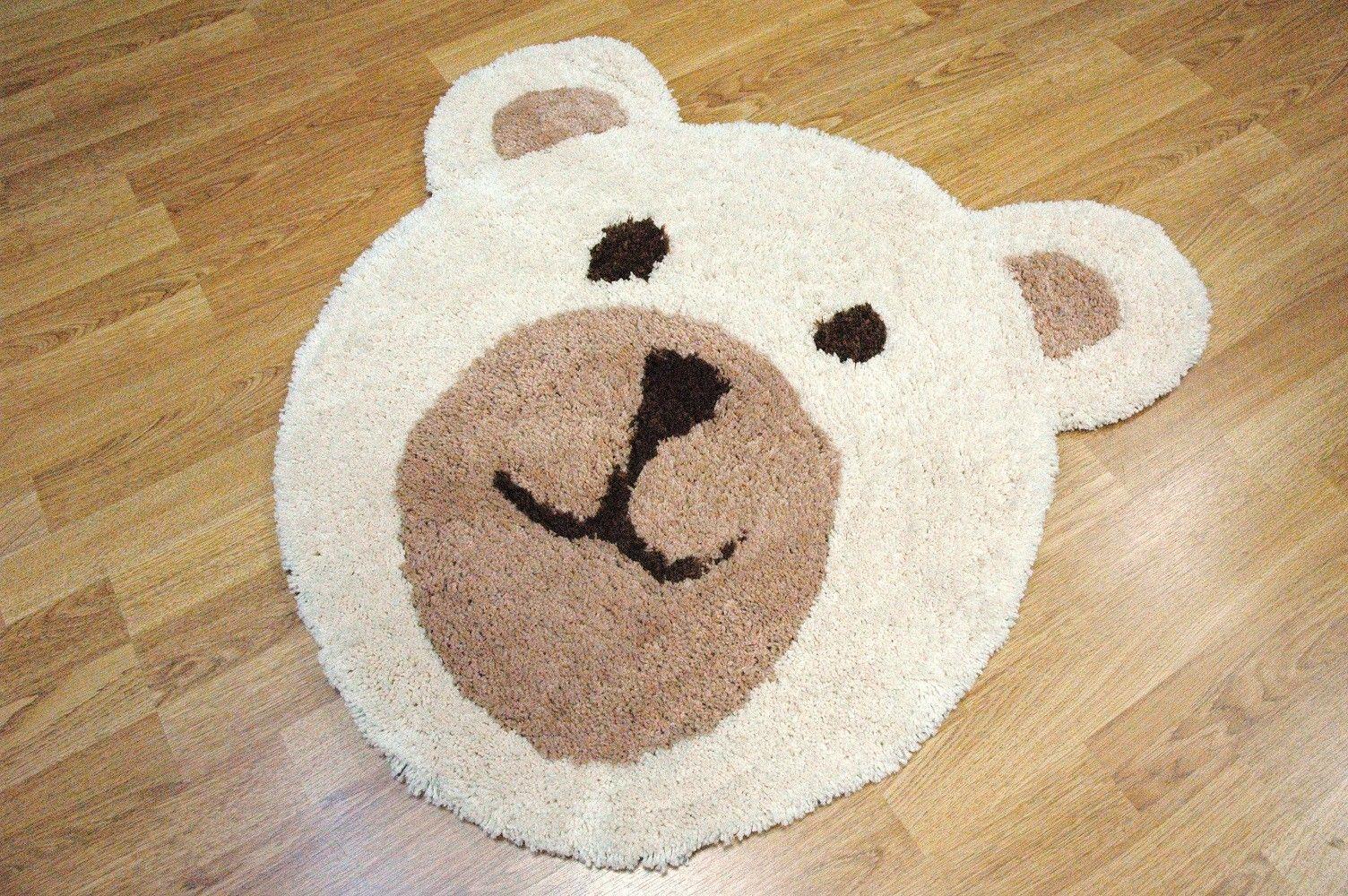 Fake Bear Rug Bear Rug Nursery Rugs Animal Rug