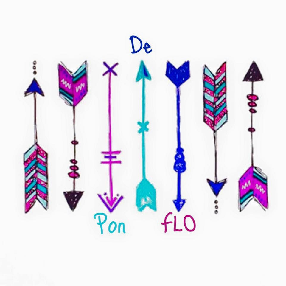 Zumba Tattoo Ideas: Zumba/Pon De Flo/Fitness/Workout