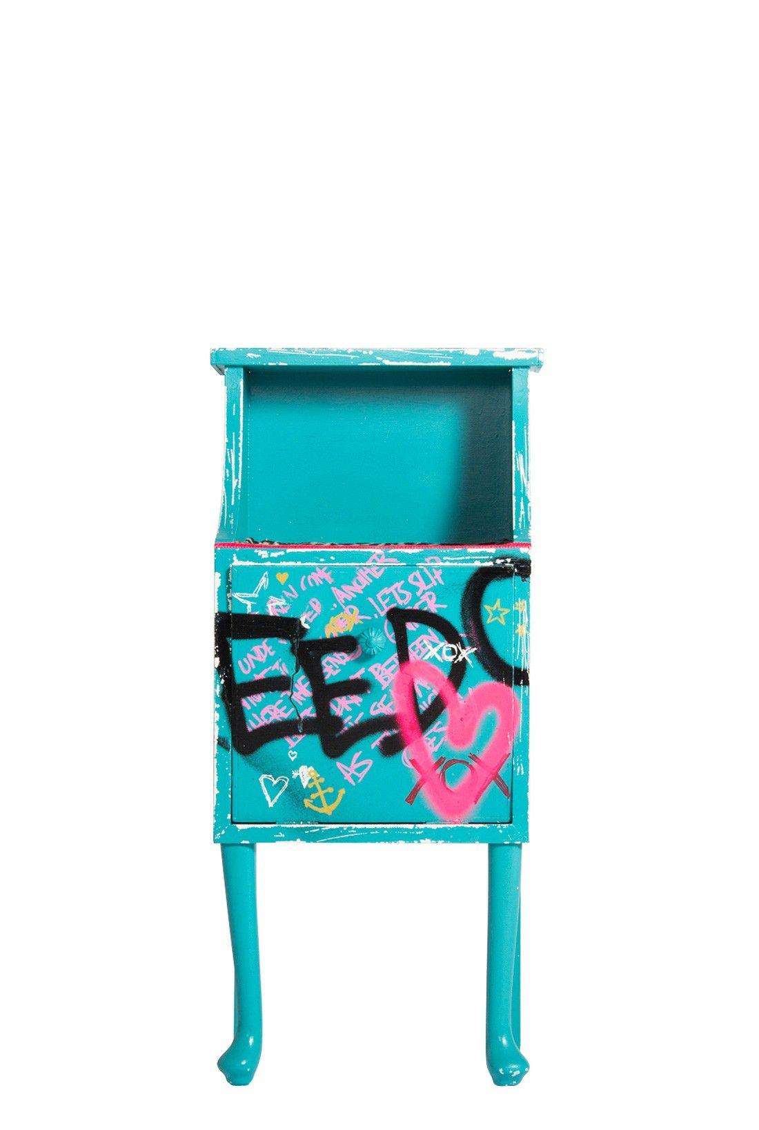 Lisa T for Velvet Lane Miss Free Love Cupboard