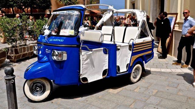 Italian Made Tuk Tuk Sweet Vehicles I Like Pinterest
