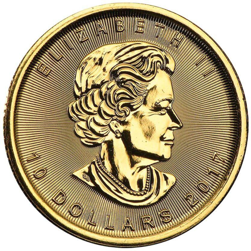 Maple Leaf 1 4 Oz Anlagemunze 2017 Maple Leaf In 2020 Gold American Eagle Maple Leaf National Symbols