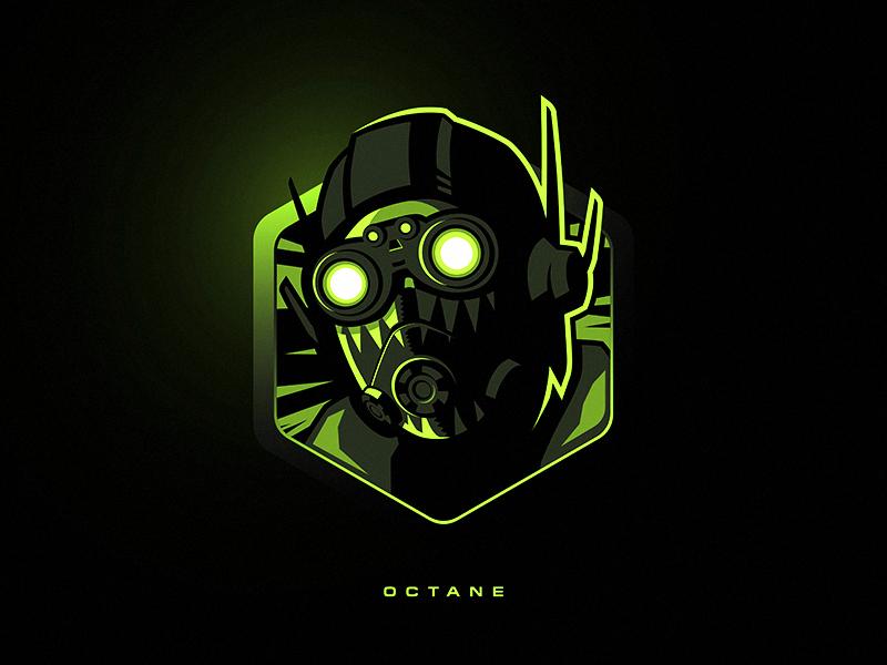 Apex Legends Octane Legend Symbol Apex Legend