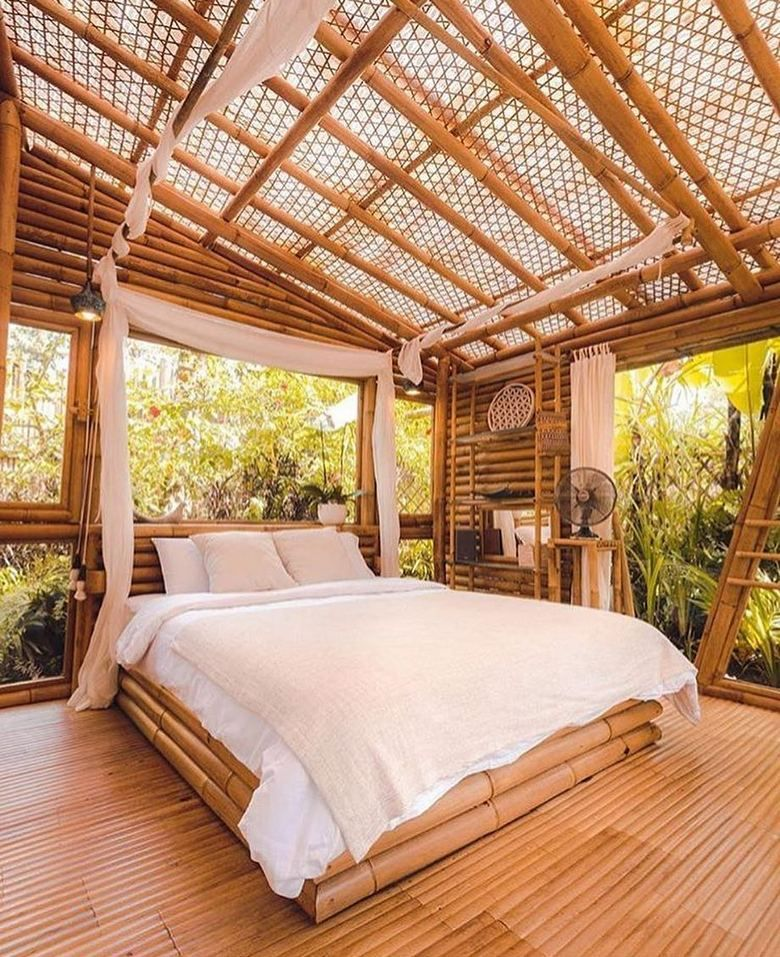 65 Charming Rustic Bedroom Ideas And Designs บ านในฝ น บ าน
