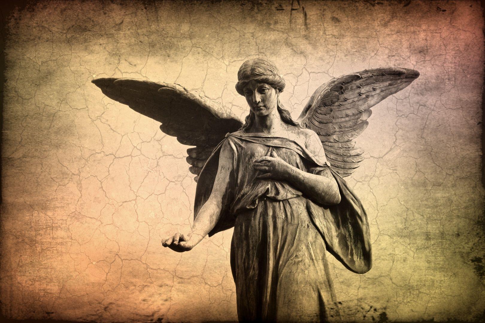 Der Engel, nach dem ihr ausschaut, er ist schon unterwegs.