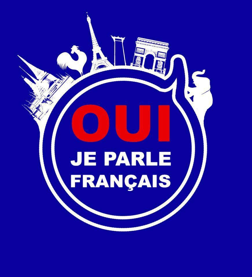 Je Parle Francais On Pinterest