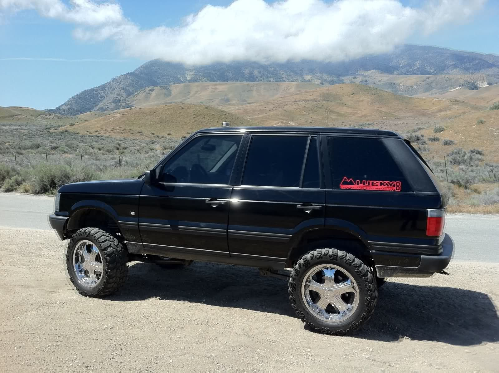 P38 Lift Kit Google Search Land Rover Pinterest Range 2000 P 38 Off Road Sport