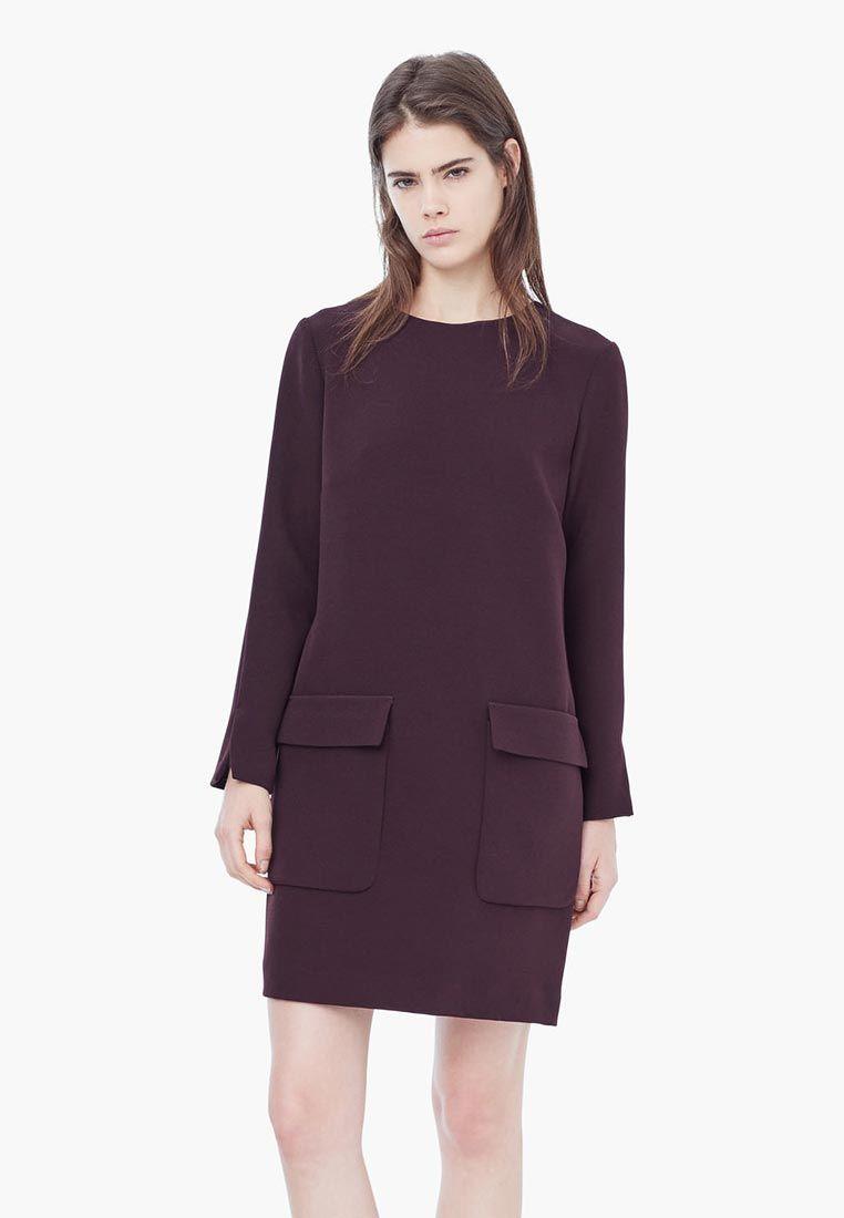 9f252d7051d7bda Платье Mango - COSI купить за 3 999 руб MA002EWGXP81 в интернет-магазине  Lamoda.ru