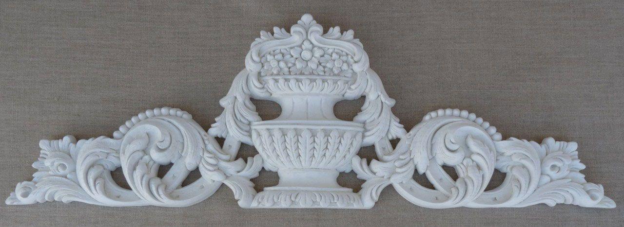 Décoration objets à patiner, ornements décoratifs, patines, meubles