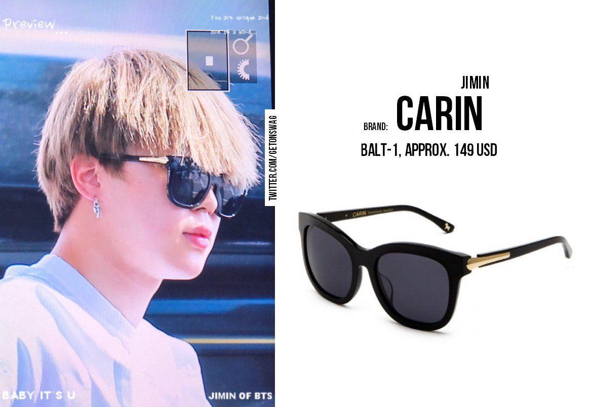 57fe2ea6396 JIMIN  BTS sunglasses s s 2017 ~  JIMIN  지민  방탄소년단pic.twitter.com UmsdOW1m7T
