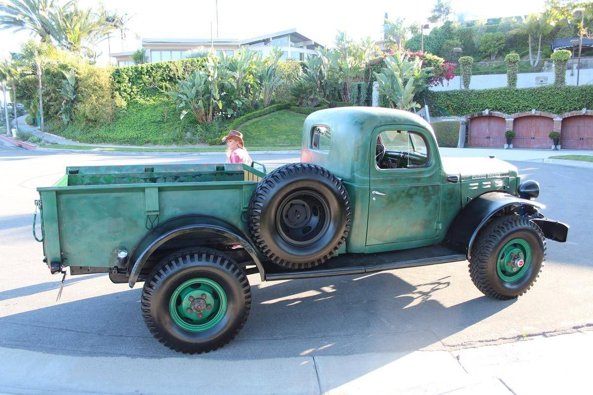 1950 dodge power wagon for sale 1823025 hemmings motor news