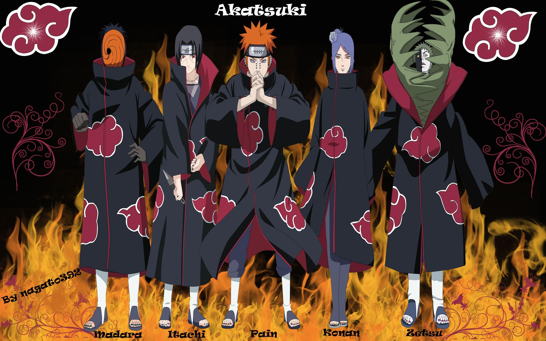 Uchiha itachi uchiha madara pein zetsu akatsuki - Naruto boards ...