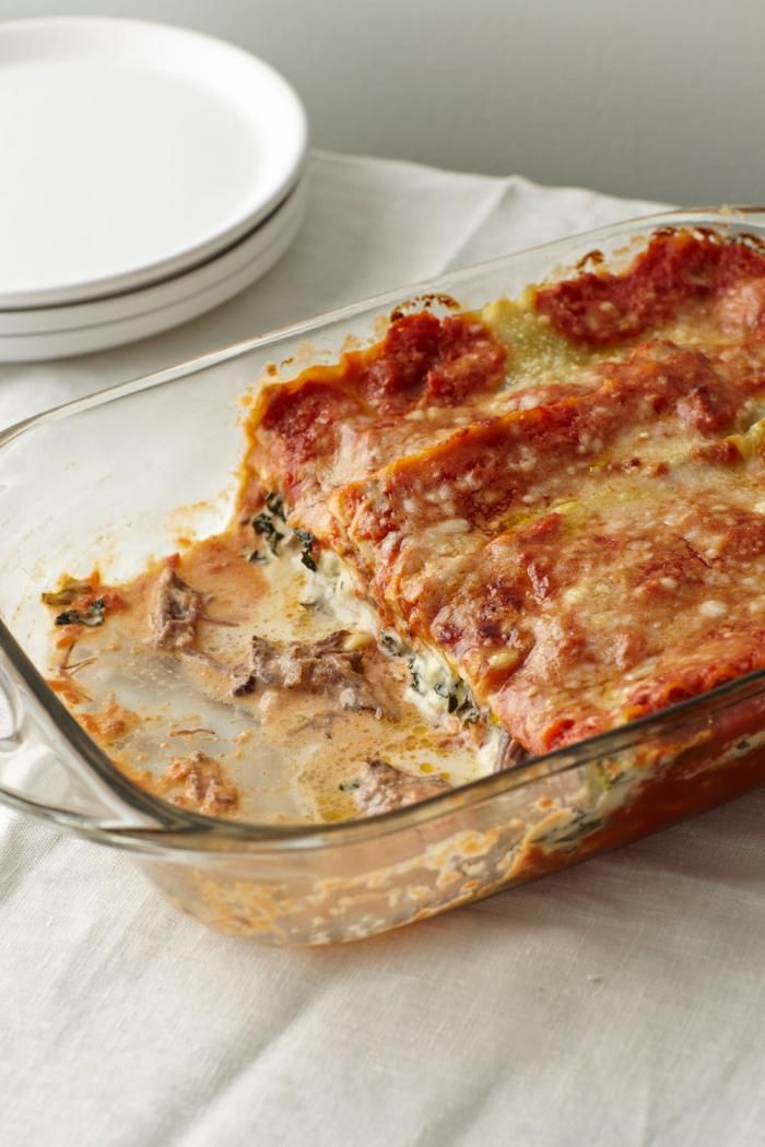 Giada de laurentiis and her short rib lasagna recipe food celebrity chef and food network star giada de laurentiis reveals her mouthwatering recipe for perfect short forumfinder Gallery