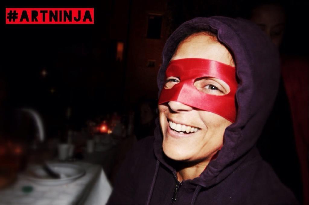 #artninja #mocreative Silvia #IAmArtNinja #raffaello #raphael @movimentolabel @bistacchia #enjoythecommunity